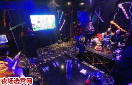 青岛商务夜场领队招聘女孩日结1300没有押金 梦开始的地方图片展示