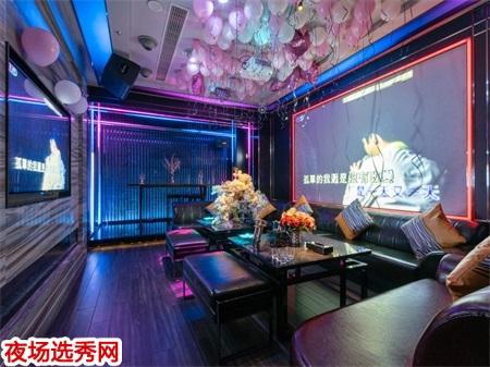 上海一代佳人KTV招聘模特-酒店住宿日结图片展示