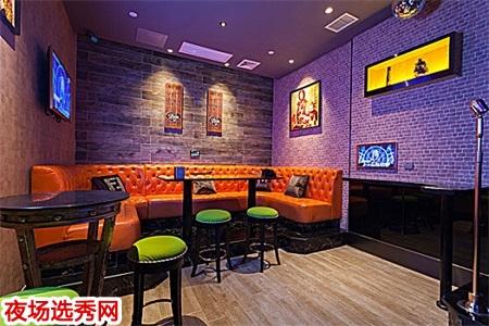 上海生意最好KTV夜场招聘模特 小费日结800图片展示