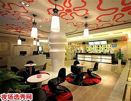 上海高档夜总会招聘模特无费用公司直招生意好保上班图片展示